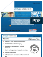 Triveni Chemicals Vapi Gujarat India