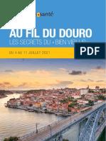 """Au fil du Douro, les secrets du """"bien vieillir"""""""