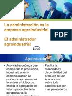 Clase 1-generalidades-administracion agroindustrial