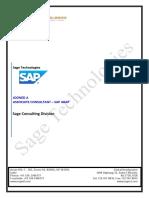 Sage Technologies_Arvind Kumar_Associate SAP ABAP Consultant.doc