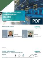 WEBINAR comunicaciones-con-controladores-simatic