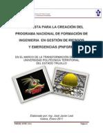 Propuesta PNF IngGestionRiesgos