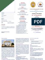 JNTUACEP FDP CSE brochure