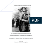 Psykoanalytisk personlighetsdiagnostik PDF
