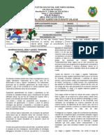 GUIA 4 DE EDUCACIÓN FÍSICA GRADO 7