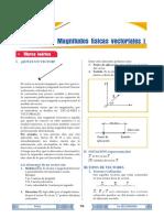 05 Magnitudes Fisicas Vectoriales I