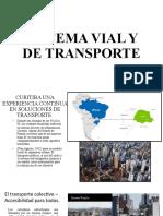 SISTEMA VIAL Y DE TRANSPORTE