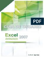 Manual de Excel Avanzado (paquete de oficina)