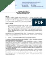 MODEL - Acord GDPR - persoana imputernicita