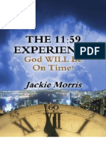The 11:59 Experience