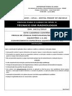 Tecnico_Radiologia_Prova