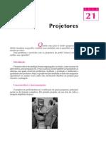 21. Projetores