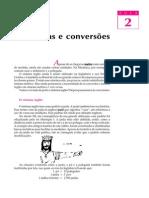 medidas e convenções