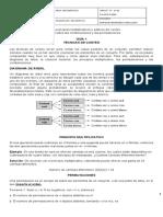 GUA  1         TÉCNICAS DE CONTEO  DIAGRAMAS DE ÁRBOL  COMBINATORIA    2020