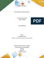 Caracterización de variables cualitativas. (4)