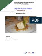 UFCD 8291 - Manual Preparação e Confeção de Peixes e Mariscos
