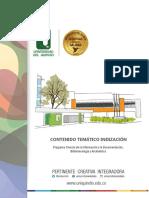 CONTENIDO TEMÁTICO UNIDAD 1 2020-2