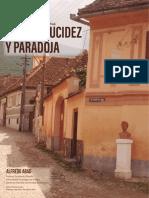 Cioran. Lucidez y Paradoja. Alfredo Abad. Revista Universidad de Antioquia. No. 340 PDF