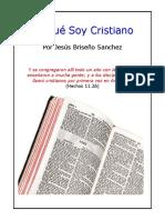 PORQUE SOY CRISTIANO