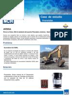 Avensa - Excavadora Caterpillar 324DL - Caso de Estudio