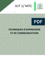 expression et communication