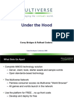 Multiverse - Under the Hood