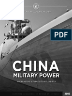 DIA Military Power Report