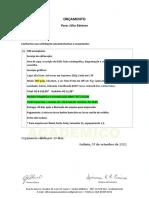 Orçamento Júlio Edstron - com revisão ortográfica