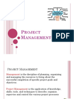 3-Construction management - Project Manager M