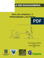 Salud Animal y Procesos Lácteos