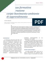 2017_pp.5-11_Munafò_La valenza formativa dell'interazione corpo-movimento-ambiente di apprendimento