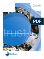 2011 Edelman Trust Barometer Executive Summary