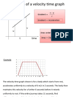 Properties of a velocity time graph.ppt