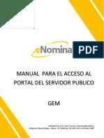 MANUAL_PORTAL_DEL_SERVIDOR_PUBLICO_GEM_V2