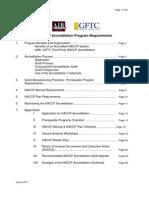 2010_HACCP_Accreditation_Program_Requirements