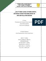 RDL 2- AIR QUALITY INDEX LEVEL.doc