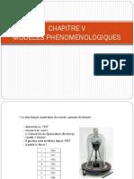 CHAPITRE V MODELES PHENOMENOLOGIQUES.pdf
