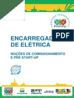Enc Eletrica - NOÇÕES DE COMISSIONAMENTO