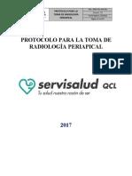 tecnica toma radiografias odontologicas