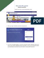 IESL_Online_PR_Log_Book_Instructions