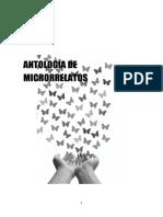 ANTOLOGÍA DE MICRORRELATOS (ni una menos)