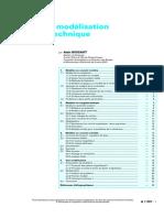 A1207 - Techniques de l'Ingenieur - Modeles et modelisation en Electrotechnique