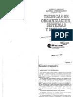 Pages from Técnicas de organización, sistemas y métodos (Lardent, gomez y Loro)