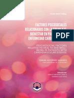 Factores Psicosociales Relacionados Con La Salud y Bienestar en Pacientes Con Enfermedad Cardiovascular