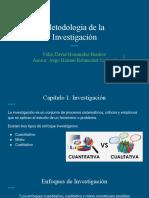 Metodologia de la Investigacion Félix Hernández- Hernández Sampieri (6ta edicion)