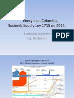 Presentación Energía Colombia