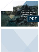 Slovenian Defence Companies & Institutions 2018
