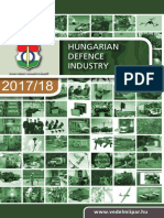 Hungarian Defence Industry 2017-2018