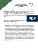 BASES HISTOFISIOLOGICAS PARA LA CORRECTA INTERPRETACIÓN Y APLICACION CLINICA DEL HEMOGRAMA  COMPLETO