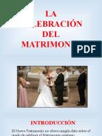 LA CELEBRACIÓN DEL MATRIMONIO.pptx
